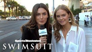 Alyssa Miller & Jessica Perez Host The Pop Quiz   Sports Illustrated Swimsuit