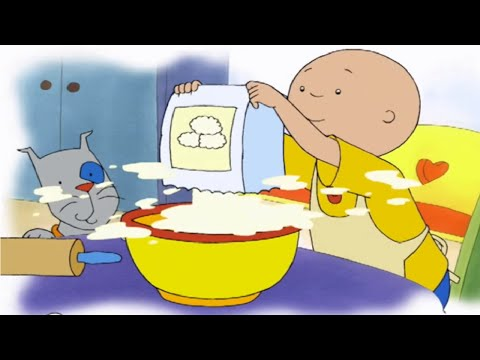 Caillou Full Episode Caillou s Family Dinner New HD 2016 Full Caillou Episode