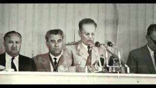 Tito o ustaskoj emigraciji u SAD - Uzice 1961.wmv