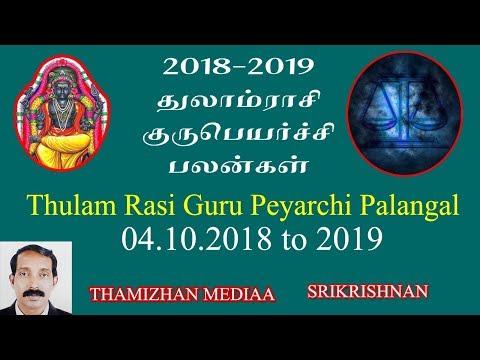 Xxx Mp4 துலாம் ராசி குருபெயர்ச்சி பலன்கள் 2018 2019 Thulam Rasi Gurupeyarchi Palangal 2018 2019 3gp Sex