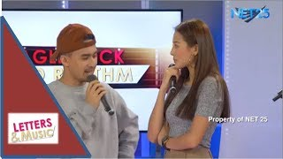 JV & MIHO NET25 LETTERS AND MUSIC Full Interview