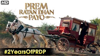 Prem Ratan Dhan Payo | The Making of Carriage Scene | Salman Khan | Exclusive Behind The Scenes