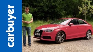 Audi A3 saloon 2014 review - Carbuyer
