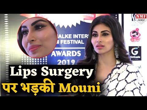 Xxx Mp4 Mouni Roy ने Lips Surgery के सवाल पर दिया Angry Reaction Media की लगाई वाट 3gp Sex