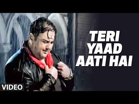 Teri Yaad (Official Video Song) - Kisi Din | Adnan Sami Khan