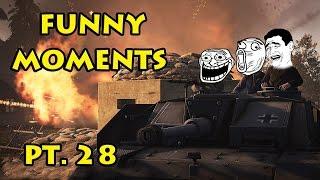 Funny Moments Part 28 - Heroes & Generals