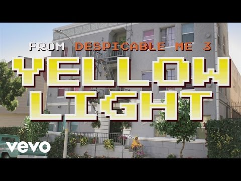Pharrell Williams - Yellow Light (Despicable Me 3 Original Motion Picture Soundtrack)