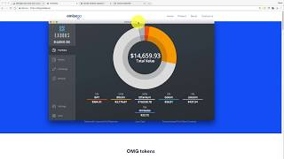OmiseGO (OMG) Airdrop - Free Coins in My Exodus Wallet