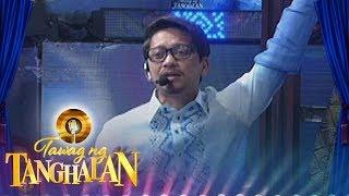 Tawag ng Tanghalan: Jhong Hilario's favorite singer