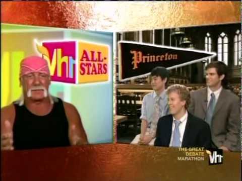 Hulk Hogan vs. the Princeton Debate Team Which is the Better Hulk