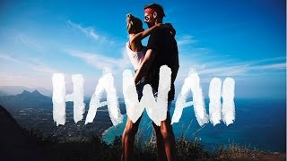 O'ahu Hawaii - Couple, Love, Summer, Sun, Beach |DEBIFLUE
