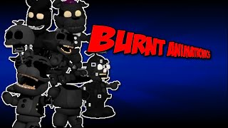 Burnt Animatronics from Final Nights 2|Fnaf Speed Edits  (REQUESTED)
