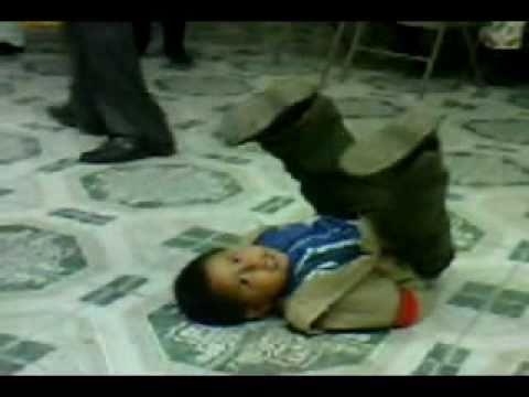 bebe bailando chu chu au tripayasos