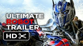 Transformers: Age of Extinction Ultimate Robot Trailer (2014) - Michael Bay Movie HD