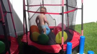 Ballon bounce