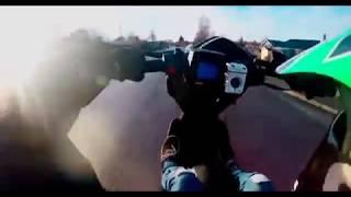 Choques De Moto Impesionantes