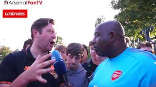Liverpool 4 Arsenal 0 | You Bought A Top 5 Striker To Play Left Wing! (Ft The RedmenTV)