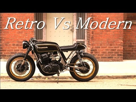 Cafe Racer (Honda CB 750 by Cognito Moto)