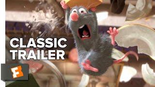 Ratatouille (2007) Trailer #1   Movieclips Classic Trailers
