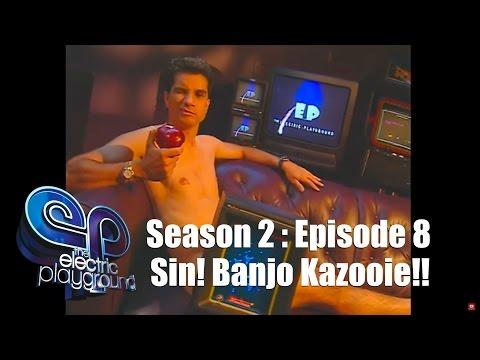 Banjo Kazooie / Tomorrow Never Dies - S2:E8 - Electric Playground