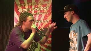 Bobby vs Domix - Quarterfinal - Polish Beatbox Battle - BBB³TV