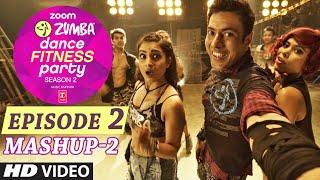 Zoom Zumba Dance Fitness Party Video Song | Mash Up 4 | Pallavi Sharda, Ranveer Brar, Sucheta Pal