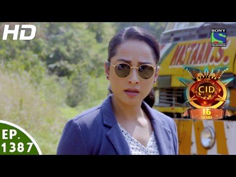 CID - सी आई डी - Rahasyamayi Beti - Episode 1387 - 29th October, 2016