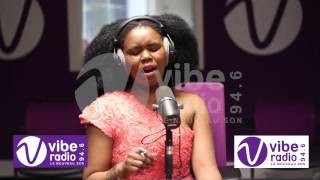 ZAHARA en live sur Vibe Radio Côte d'Ivoire