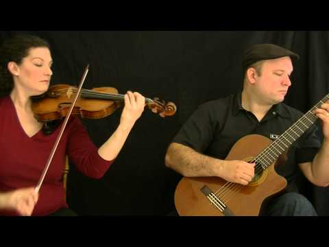 """Bella's Lullaby"" Arranged for Classical Guitar and Violin"