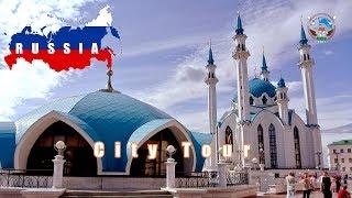 WORLD RIDE 2017    EP.46    CITY TOUR , Kazan & Nizhny Novograd, RUSSIA