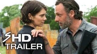 "THE WALKING DEAD Season 8 NEW FINAL Trailer – ""Human"" (2017) AMC"