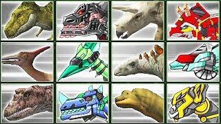 Dino Digger + Dino Robot Corps #1 | Eftsei Gaming