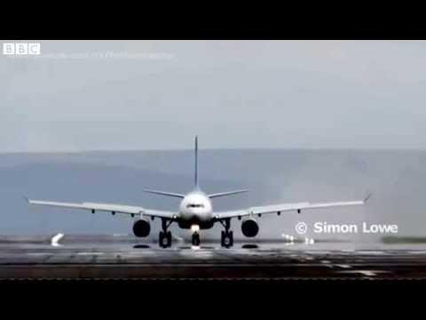 Xxx Mp4 BBC News Jet Engine Problem Captured On Film At Manchester Airport Mp4 3gp Sex