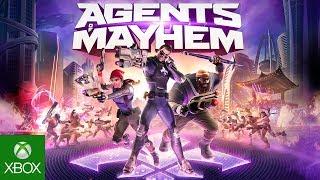 Agents of Mayhem - Launch Trailer