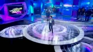 Brazilian Raul Gil Got Talent 2012 - Agnus Dei - Jotta A - The Best Kids