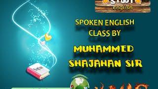 Spoken English Class By Shajahan Sir- Class:#4 [15-4-2015] (KMIC)