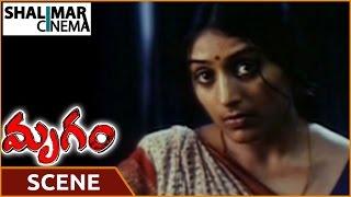 Mrugam Movie || Doctors Says About Aadhi Pinisetty's Disease To Padmapriya || Shalimarcinema