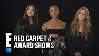 """""""Sabrina"""" Cast Plays 'Witchcraft Do's & Don'ts' Game 