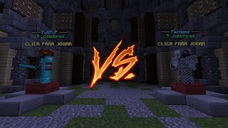 Minecraft: Full PvP OP (VIP GRÁTIS) VS Factions Beta !! - Divulgando Servidor ‹ Alone ›