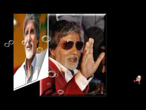 Amitabh Bachchan is The BFG of the Hindi Version of Spielberg's Film