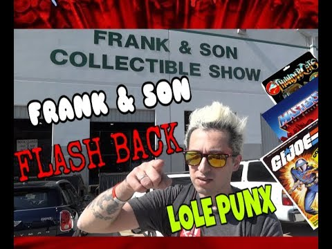 Xxx Mp4 Frank Son Flash Back LOLE PUNX MADHUNTER Y El Universo De Las Action Figures LOS ANGELESf 3gp Sex