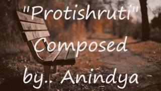 Kobitar Jonye (কবিতার জন্যে): প্রতিশ্রুতি (Composed by.... Anindya)