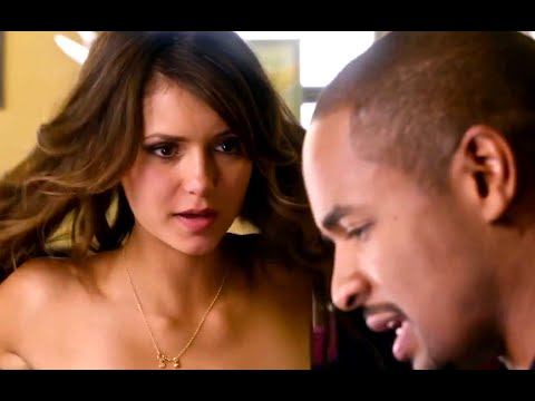 Let's Be Cops Movie Clip - Strip (2014) Nina Dobrev, Damon Wayans Jr. Movie HD