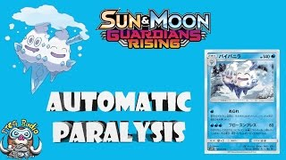Vanilluxe – He's Back and Still Paralysing Other Pokémon (TCG)