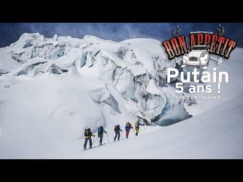 EP6S5 - Bon Appétit - Putain 5 ans !