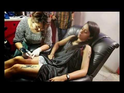 Actress Trisha Personal Tattoo Pics Leaked