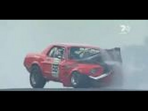 BEST of Muscle Cars CRASH and FAIL pure sound EPIC