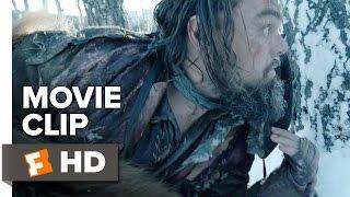 The Revenant Movie CLIP - Escape the Arikara (2015) - Leonardo DiCaprio, Tom Hardy Drama HD
