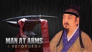 400 Year-Old Dandao Sword - MAN AT ARMS: REFORGED