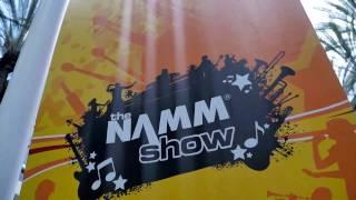 NAMM Show 2017 - Day 1